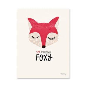 Plakát Michelle Carlslund Foxy, A4