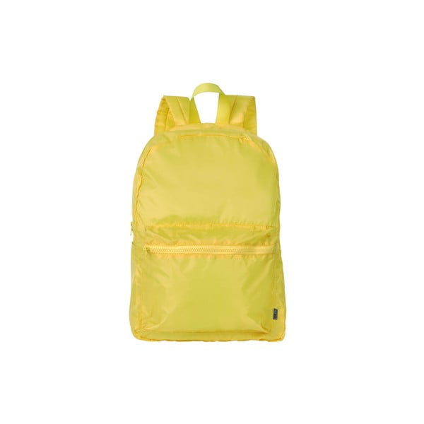 Žlutý skládací batoh DOIY Nomad Banana
