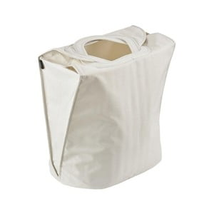 Coș pentru rufe Zone Ruzzo, alb