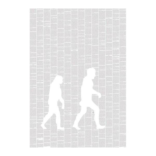 Sada 2 knižních plakátů O původu druhů, 70x100 cm