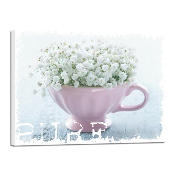 Obraz Styler Shaby White Pure, 32 x 42 cm