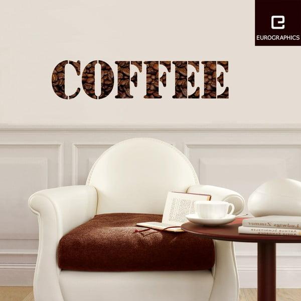 Dekorativní samolepka Coffee One