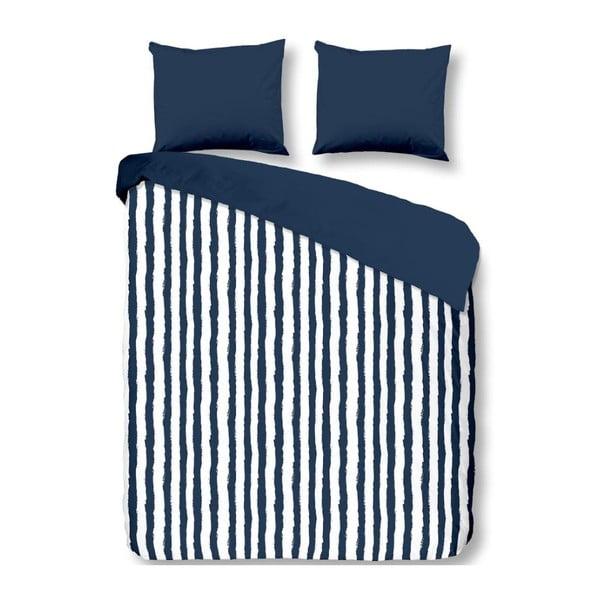 Povlečení Muller Textiel Stripes Blue, 240x200cm