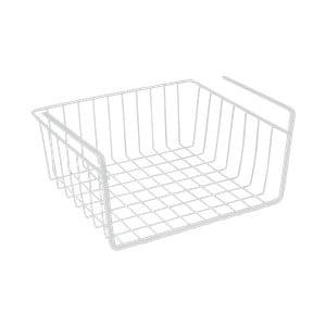 Coș de depozitare pentru rafturi Metaltex, lățime 30 cm