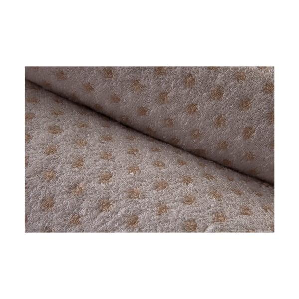 Set dvou ručníků Naila 140x70 a 90x50 cm, béžový