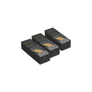 Sada 3 úložných boxů Ordinett Dividers, 30x10cm