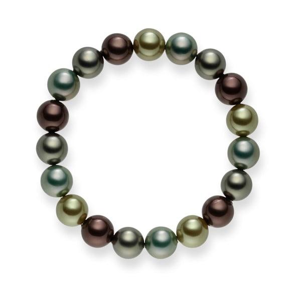 Perlový náramek Nova Pearls Copenhagen Délaneira, 21 cm