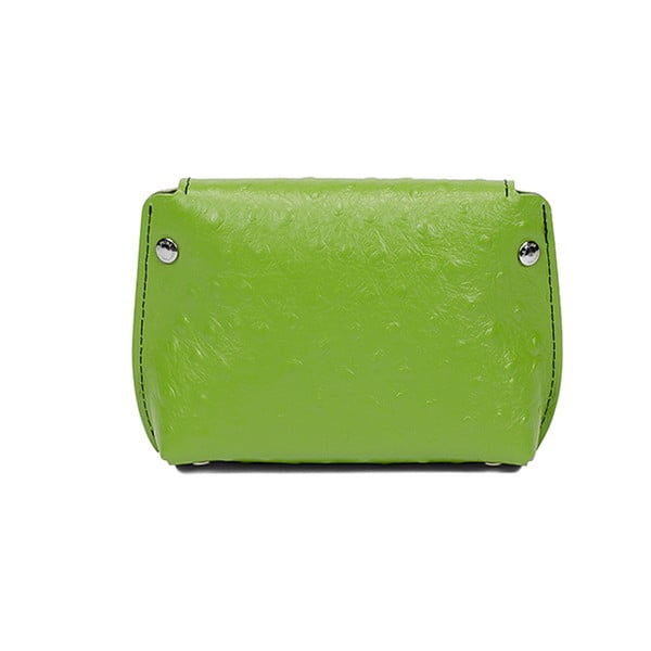 Kabelka Milly Ostrich Green