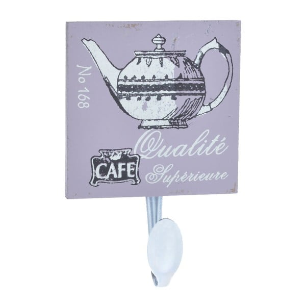 Dřevěný háček Tea