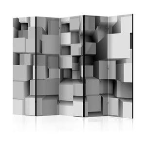 Paraván Artgeist Cubical, 225 x 172 cm