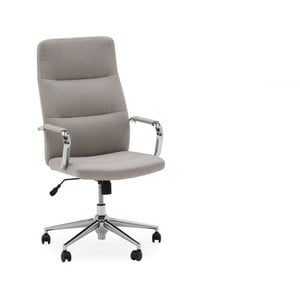 Béžová kancelářská židle VIDA Living Larsson