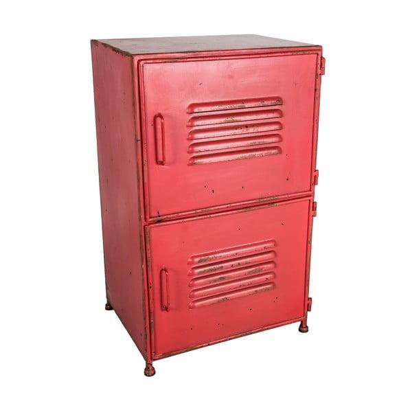 Portes Rouge piros szekrény - Antic Line