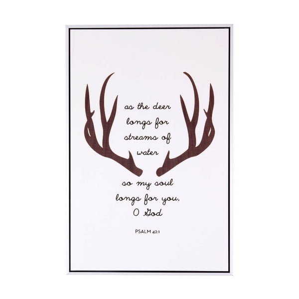 Horns kép, 40 x 60 cm - sømcasa