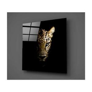 Skleněný obraz Insigne Manlia, 40x40cm