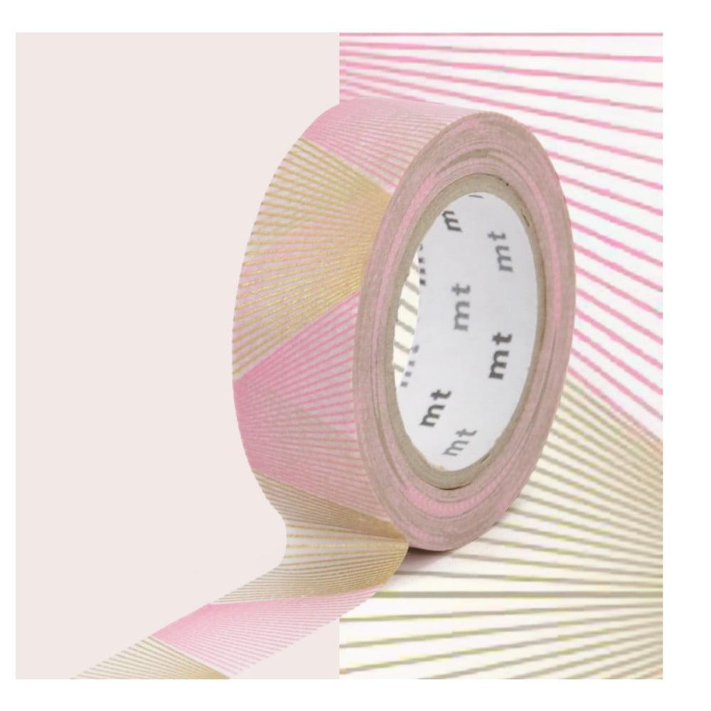 Washi páska MT Masking Tape Renee, návin 10 m