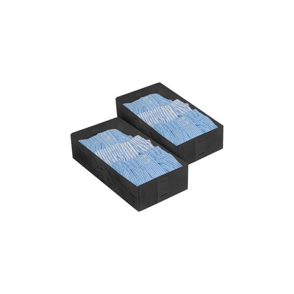 Set 2 úložných boxů  Dividers, 30x15 cm