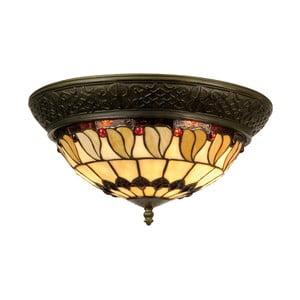 Tiffany stropní světlo Ond