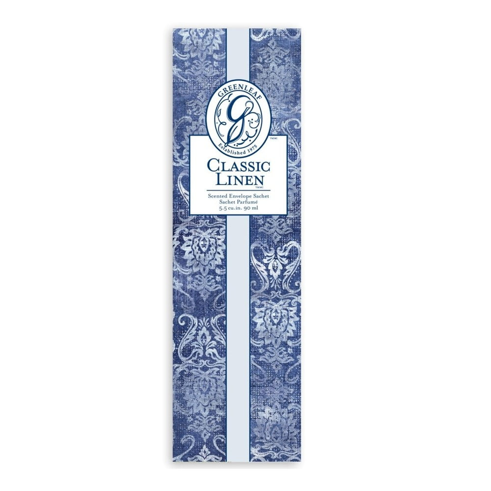 Vonný sáček Greenleaf Classic Linen M