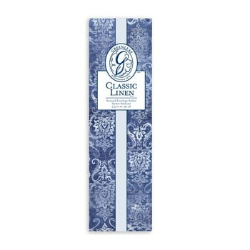 Săculeț parfumat Greenleaf Classic Linen