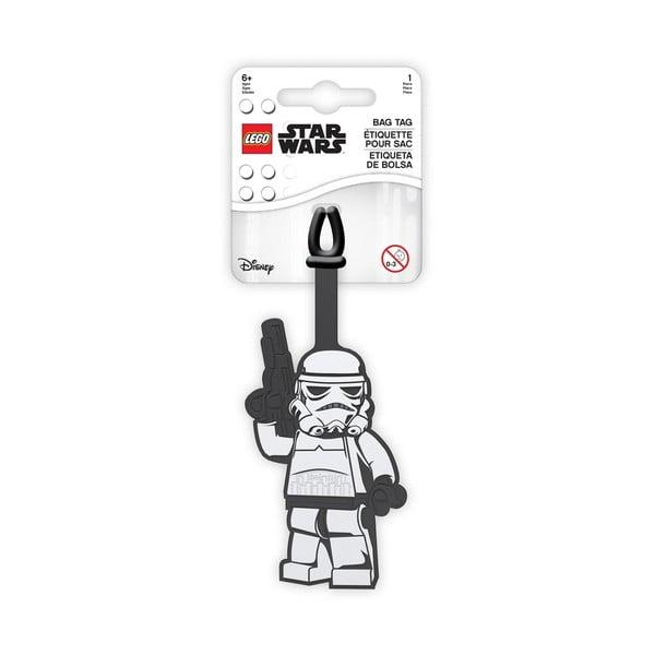 Jmenovka na zavazadlo LEGO® Star Wars Stormtrooper