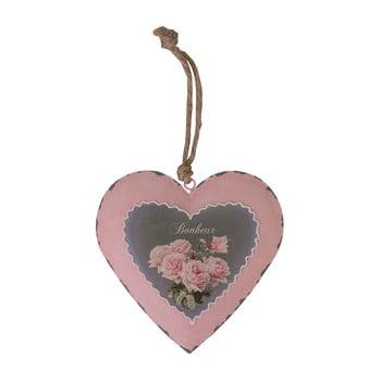 Inimă decorativă Antic Line Bonheur imagine