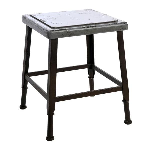 Stolička Metal Modern, 38x38x44 cm