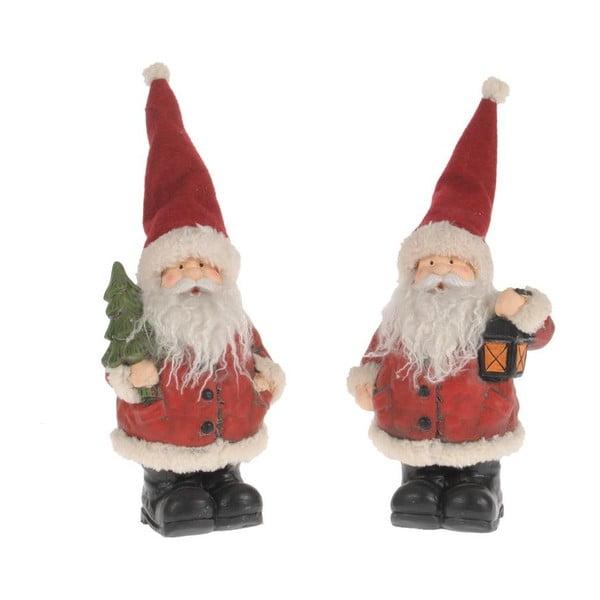 Set 2 dekorací Little Santa