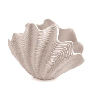 Váza Conchiglia, 45 cm