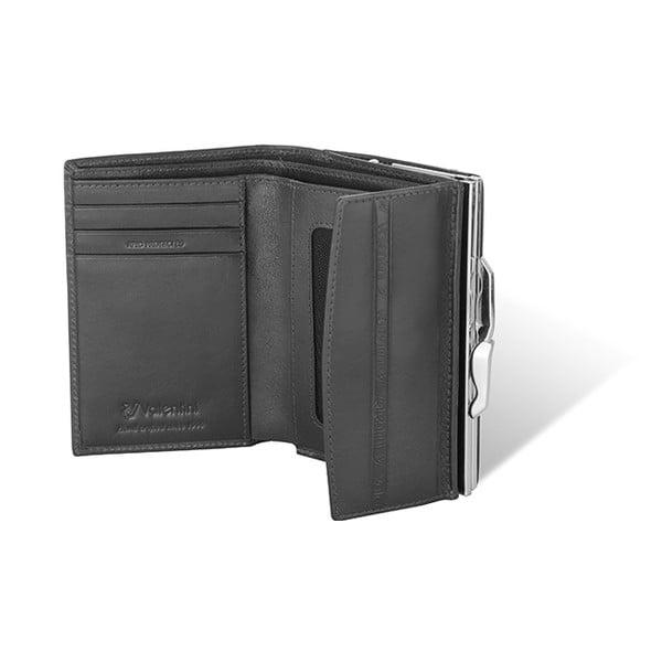 Kožená peněženka Valentini 131, černá