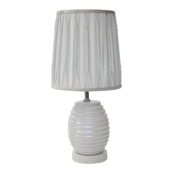 Biała lampa stołowa Mauro Ferretti Hive