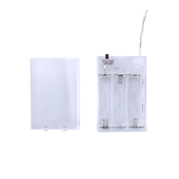 Svítící řetěz ve tvaru kolíčků DecoKing Pin,délka3,35m