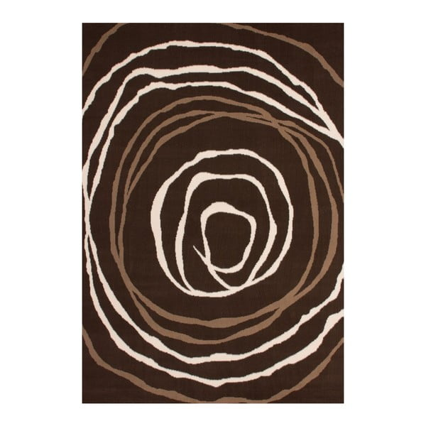 Koberec Funky 150 Brown, 80x150 cm