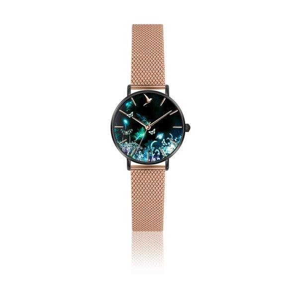 Damski zegarek ze stali nierdzewnej w kolorze różowego złota Emily Westwood Dream