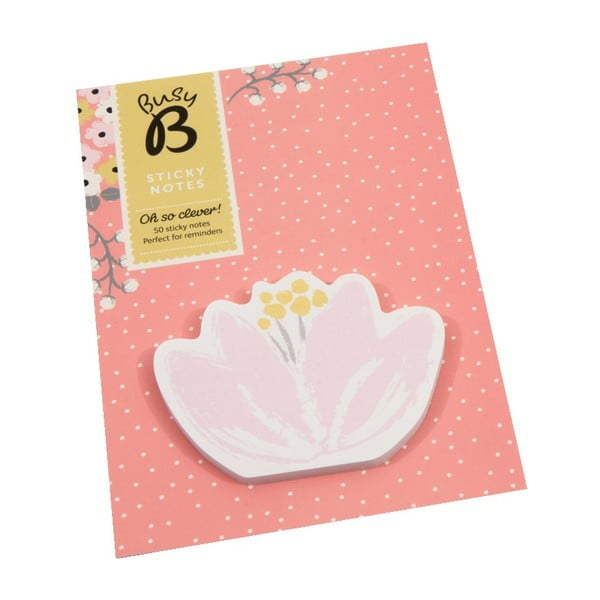 Post-it-uri Busy B Sticky Flower