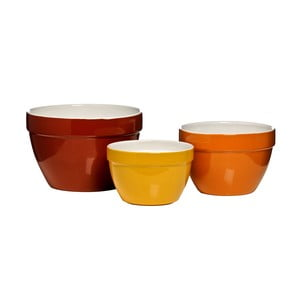 Set 3 boluri Premier Housewares Autumn