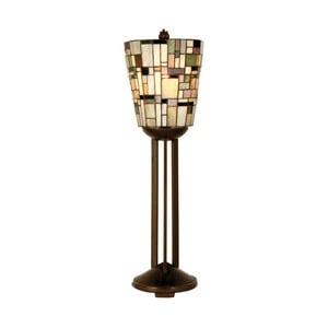 Tiffany stolní lampa Complete, 76 cm