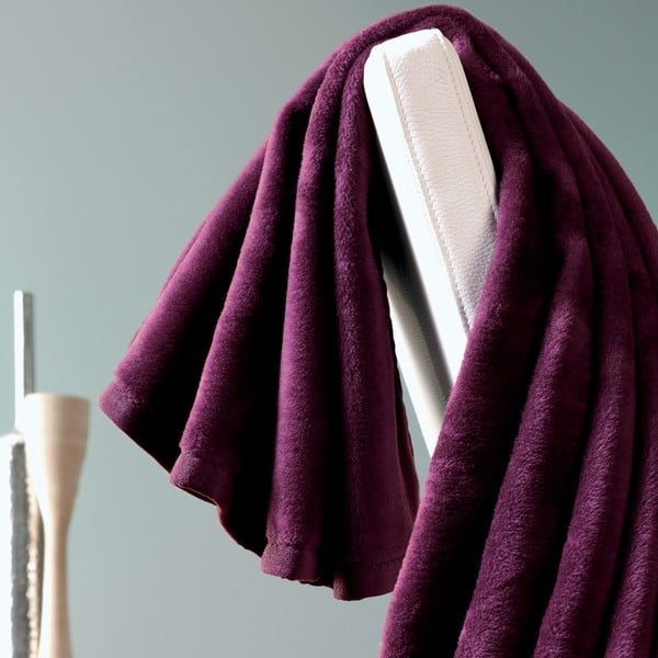 Deka Soke, 150x200 cm, fialová