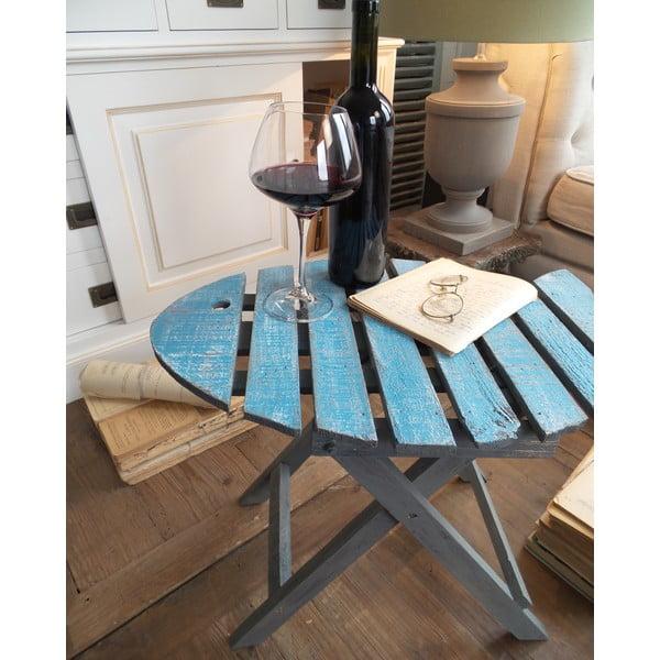 Kávový stolek Blue Fish
