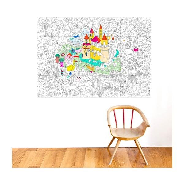 Omalovánka OMY Magic (70 x 100 cm)