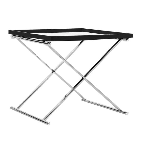 Grivita fekete tárolóasztal - Design Twist