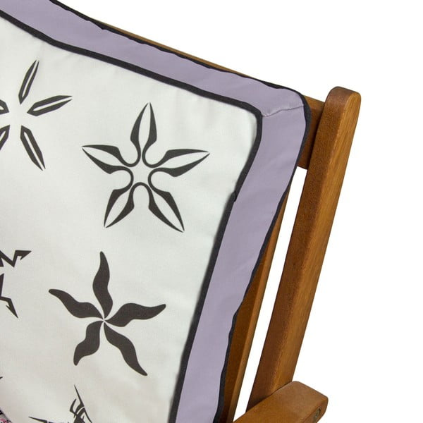 Pernă pentru scaun Gravel Signs, 42x42cm,cuumplutură