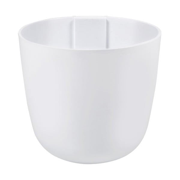 Magnetický květináč Bowl 12x11x12 cm, bílý