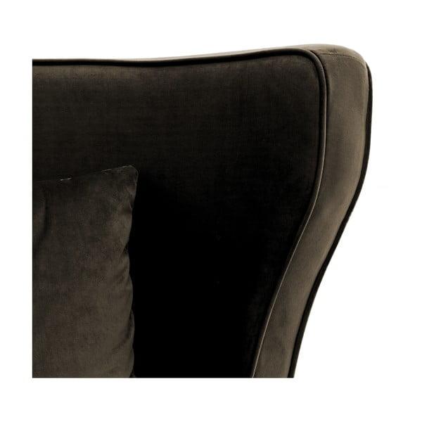 Béžové křeslo Vivonita Douglas Love Seat