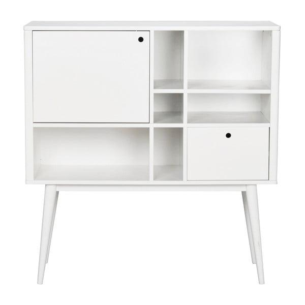 Comodă Rowico Vienna, lungime 120 cm, alb