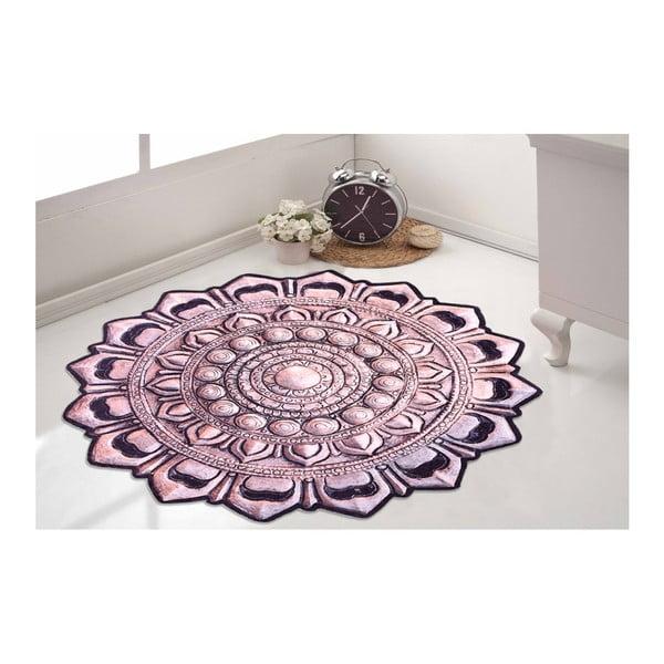 Odolný koberec Vitaus Garuda, ⌀ 80 cm