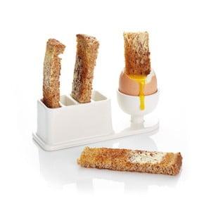 Stojánek na vajíčka a toustový chléb Kitchen Craft Labelled