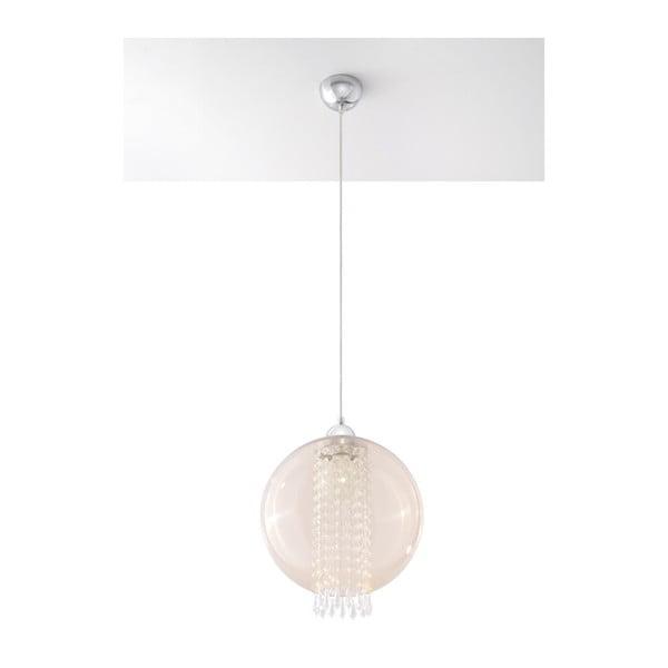 Lustră Nice Lamps Fiori Amber