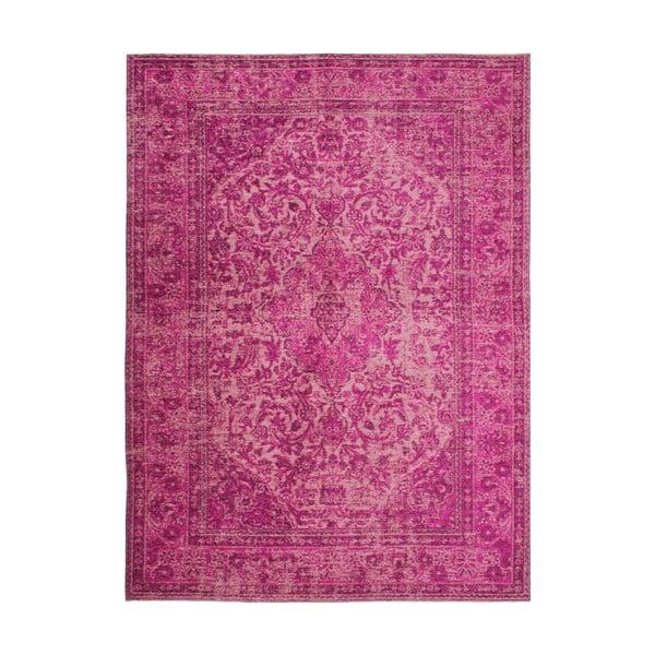 Růžový ručně tkaný koberec Flair Rugs Palais, 120x170cm