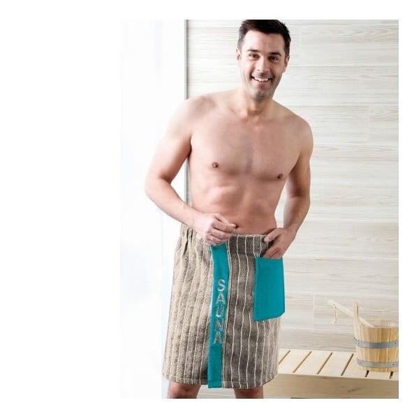 Pánský sarong Blue, 50x136 cm