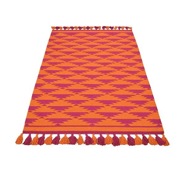 Vlněný koberec Kilim Modern 20, 120x180